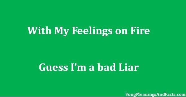 Bad Liar by Selena Gomez