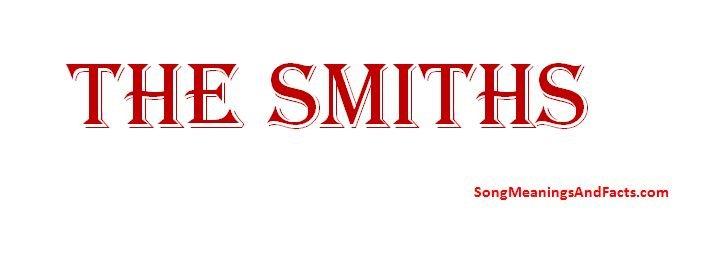 English rock band The Smiths