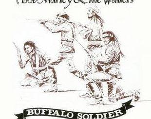 """""""Buffalo Soldier"""" by Bob Marley"""