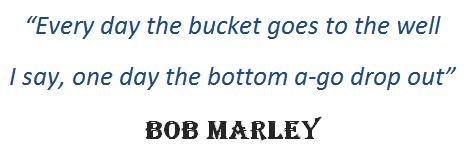 I Shot the Sheriff by Bob Marley.