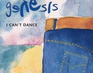 """""""I Can't Dance"""" by Genesis"""