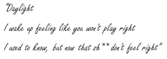 Redbone lyrics