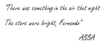 Fernando lyrics
