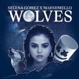 Selena Gomez and Marshmellow