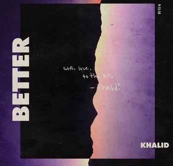 Cover Art For The Song Better