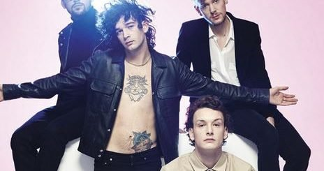 The band The 1975