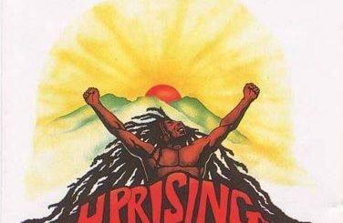 The album Uprising by Bob Marley.