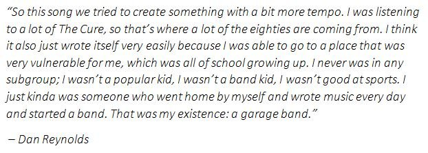 Dan Reynolds' interview with Zane Lowe