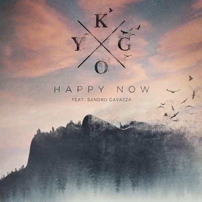 """""""Happy Now"""" artwork"""