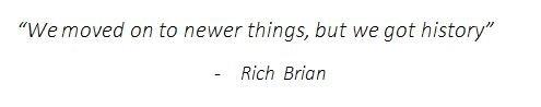 "Lyrics of ""History"" by Rich Brian"
