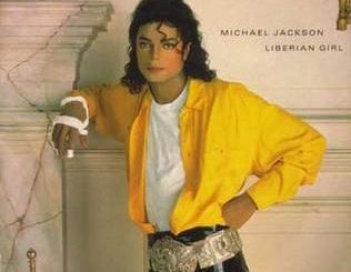 Liberian Girl by Michael Jackson
