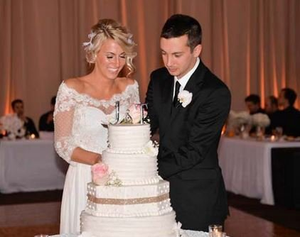 Tyler Joseph and Jenna Joseph