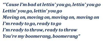meaning of boomerang
