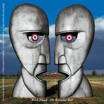 Artwork of Pink Floyd's The Division Bell