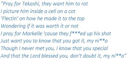 """Lyrics of """"A Lot"""""""