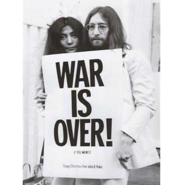 Yoko and Lennon