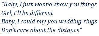 Difference (Interlude) lyrics