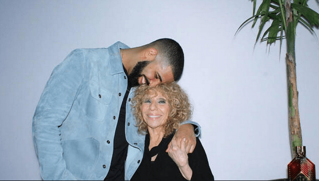 Drake and his mother Sandi