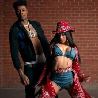 """Thotiana"" by Blueface and Cardi B"