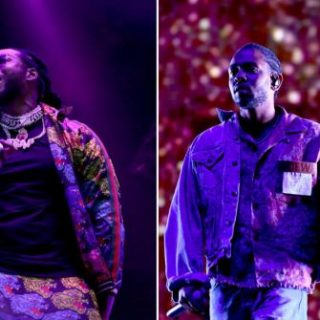 2 Chainz and Kendrick Lamar