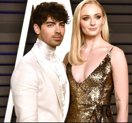 Joe and Sophie