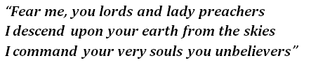 "Lyrics of ""Seven Seas of Rhye"""