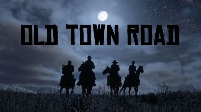 Image result for old town county road song
