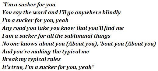 """The Jonas Brothers' """"Sucker"""" Lyrics Meaning - Song Meanings and Facts"""