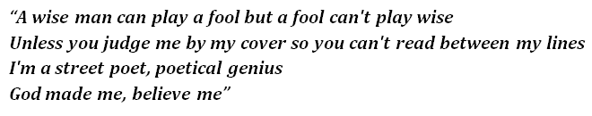 Expeditiously lyrics