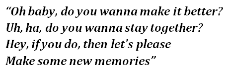 Make It Better lyrics