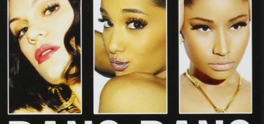 Nicki Minaj, Ariana Grande, & Jessie J