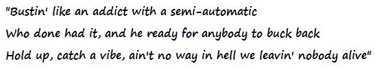 "Lyrics of Logic's ""Homicide"""