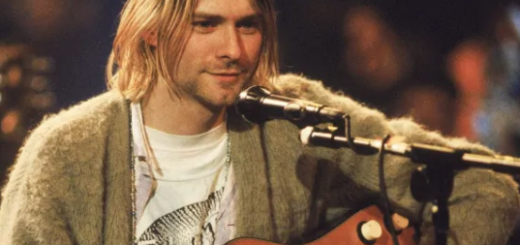 """""""The Man who Sold the World"""" by Nirvana"""