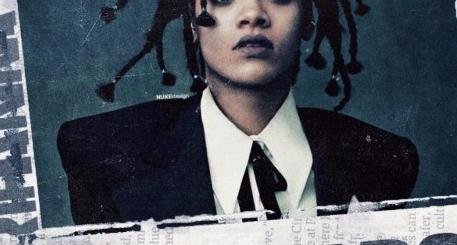 "Rihanna ""Desperado"""