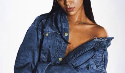 """Rihanna """"Love on the Brain"""""""