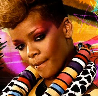 """Rihanna """"Rude Boy"""""""