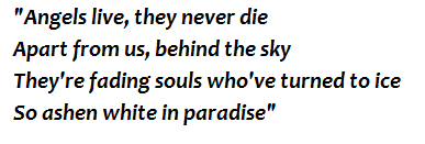 "Lyrics of ""Engel (English Version)"""