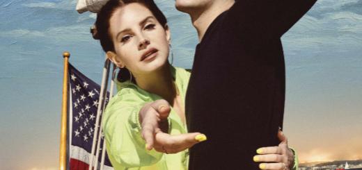 Lana Del Rey's Norman F Rockwell