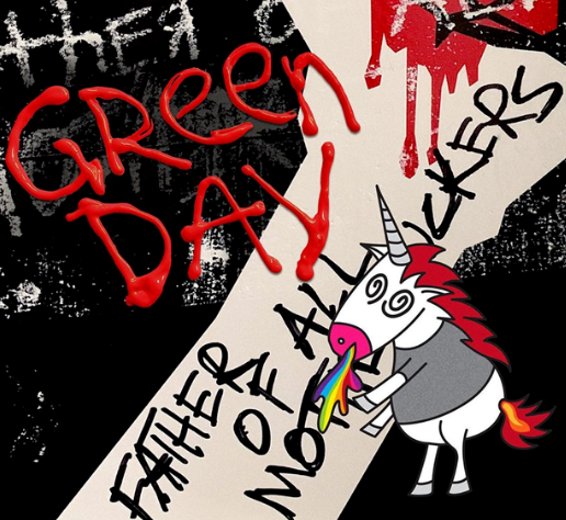 "Green Day's ""Father of All..."""