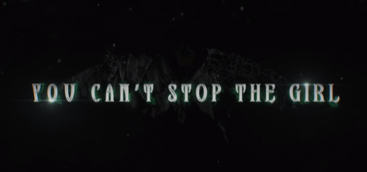 You Can't Stop the Girl