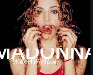 """""""Drowned World/Substitute for Love"""" by Madonna"""