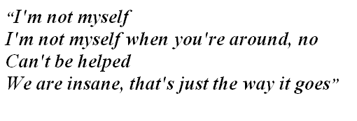 """Lyrics of """"Why Are You Here"""""""