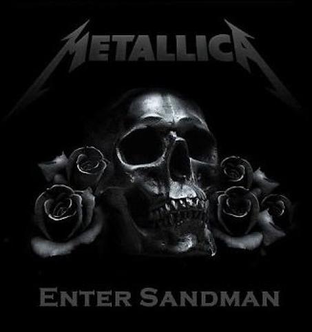 Moscow 1991 enter sandman metallica MUSICA Enter
