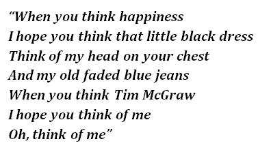 "Lyrics of ""Time McGraw"""