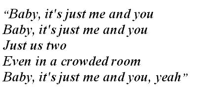 """Lyrics of """"Crowded Room"""""""