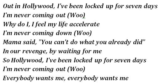 "Lyrics of ""It's a Raid"""