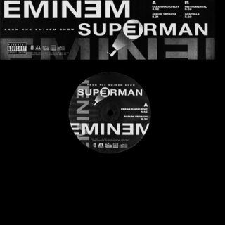"""Superman"" by Eminem"