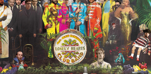 Being for the Benefit of Mr. Kite! by The Beatles