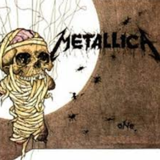 """""""One"""" by Metallica"""