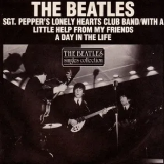 With a Little Help from My Friends by The Beatles